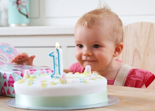 Торт на день рождения 1 год