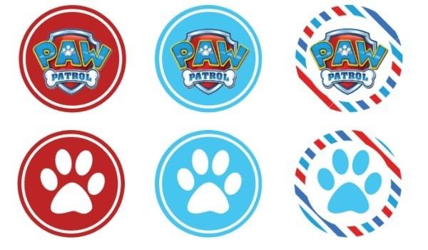 Медали щенячьего патруля