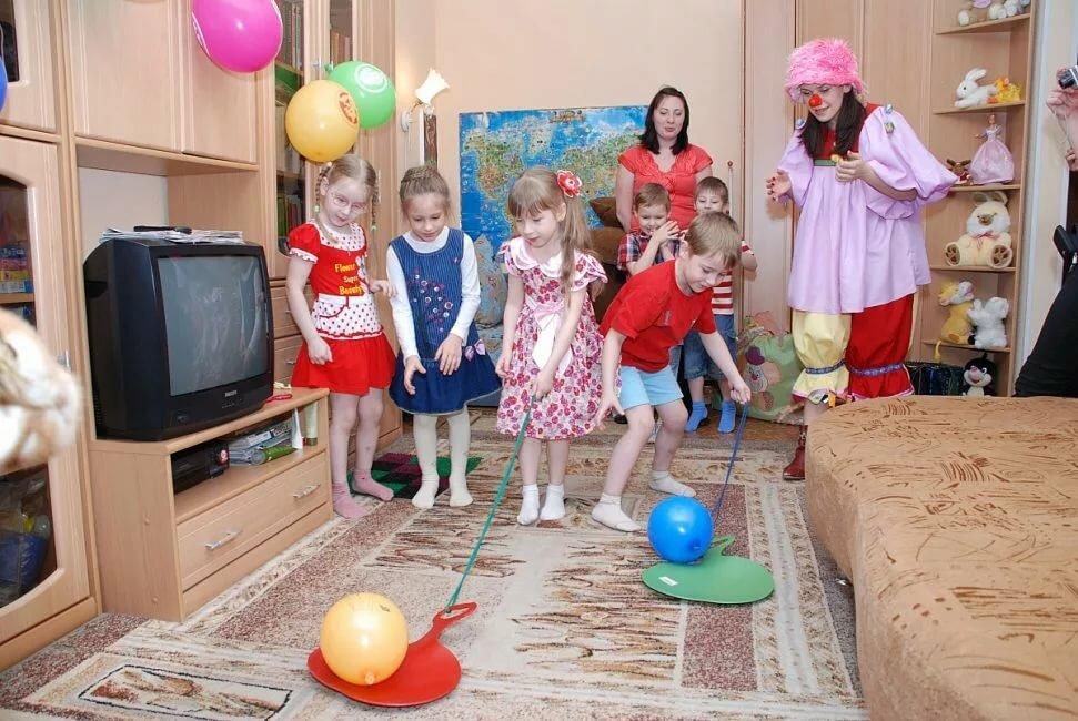 Детские конкурсы на день рождения для 7-8 лет
